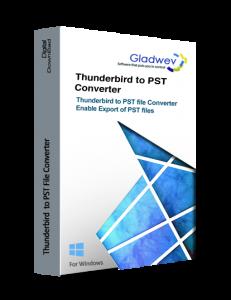 Thunderbird to PST Converter, Thunderbird Export PST, Mozilla Thunderbird PST export