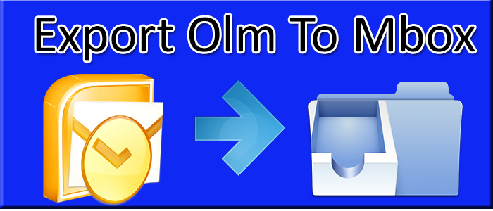 Export Olm To Mbox