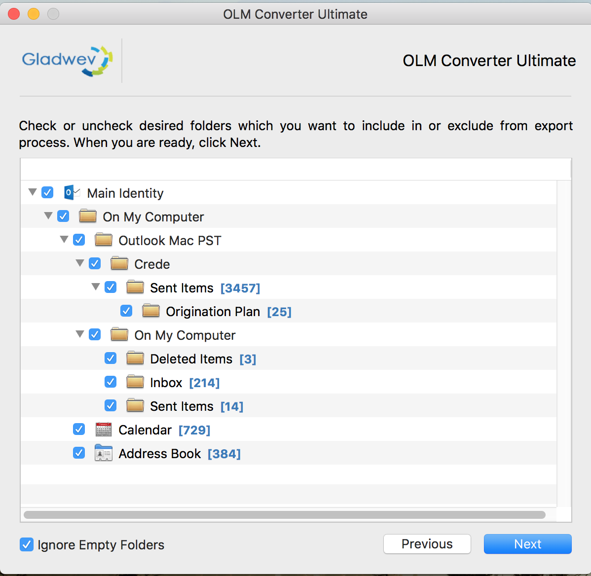 How to Convert Outlook 2011 to Mac Mail? Install OLM Converter Ultimate