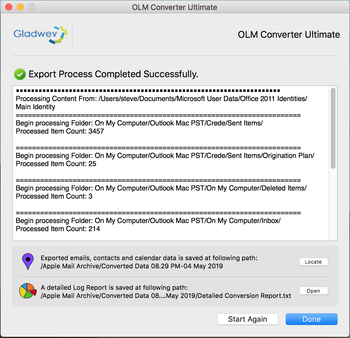 convert outlook 2011 mail to mac mail
